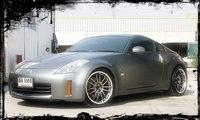 FAIRLADY 350Z ST TYPE G SUPERCHARGER