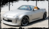 FAIRLADY 350Z CONVERTIBLE VERTEX HALF VERSION